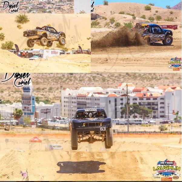 2017 BITD Laughlin Desert Classic Trick Truck Race Report